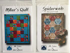 Miller's Quilt Spiderweb Quilts by JML Colors Choose NEW