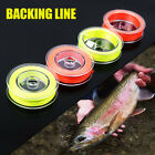 Braided Fly Fishing Line 100yds 20/30 LB Bass Salmon Trout Backing Line Test