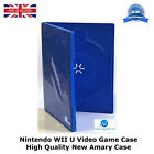 Nintendo WII U Video Game Case New Blank Replacement Cover Flex box Brand New HQ