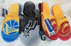 NBA Colorblock Slippers by Forever Collectibles -Select- Team THEN Size Below on eBay