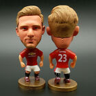Soccerwe England Soccer Stars Lovely Action Figures Toys Fans Collection