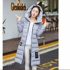 Women's thickened long section warm cotton-padded jacket KREDTY6226#