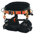 TreeUp TH 030 Orange Climbing Belt Forestry Accessories Safety Tree Care Seat