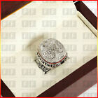 Copper Father's Day 2012 Alabama Crimson Tide Championship Ring Gift+Wooden Box