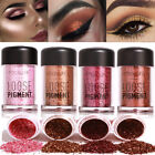 pigmented eyeshadow - FOCALLURE 18 Colors Loose Pigment Waterproof Long Lasting Shimmer Glitter 12