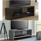 TV Stand for 60 inch TVs brown wood tabletop entertainment center media console