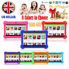 """7"""" INCH KIDS ANDROID 4.4 TABLET PC HD QUAD CORE WIFI CHILDREN GIFT KITOCH UK"""