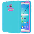 USA Heavy Shockproof Hard Tablet Case Cover For Samsung Galaxy Tab 3/E Lite 7.0