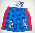 Boys Character Thomas the Tank Engine Shorts Swimshorts Age 5-6