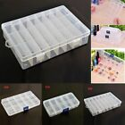 New Portable Jewelry Ring Display Organizer Box Tray Holder Earring Storage Case