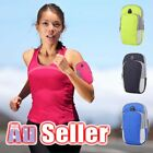 Outdoor Sports Portable Wrist Pouch Mobile Cell Phone Arm Band Holder Bag Wallet