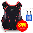 Vest Backpack Hydration Running Sports Bag Cycling Water Pack Bladder Camping