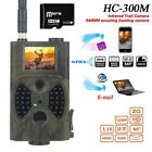 SunTek HC-300M 12MP HD 2G MMS GPRS IR Trail Hunting Camera + 8GB/16GB/32GB CardGame & Trail Cameras - 52505