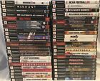 Playstation 2 PS2 M-R Complete Games Lot (Pick one or more) in Good Condition!