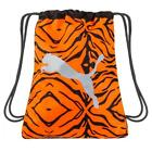 PUMA Neon Jungle Carry Sack Orange PMAT1031Orange