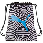 PUMA Neon Jungle Carry Sack Black/White PMAT1031Black/White