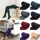 Women Winter Thick Warm Fleece Lined Thermal Stretchy Stocking Leggings Pants