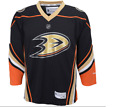 NHL Reebok Anaheim Ducks Hockey Jersey New Youth Size L/XL $19.99 USD on eBay
