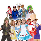 Girls Boys Children Book Day Story Character Fancy Dress Fairytale Kids Costume