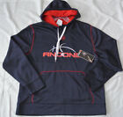 AND1 Men's Pullover Hoodie*100% Polyester*Navy*Large *New w/ Tags