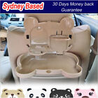 Car Back Seat Kids Drink Food Meal Cup Table Cute Animal Face