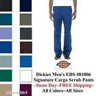 Kyпить Dickies Scrub Pant 81006 EDS Men's Zip Fly REG & TALL 14 Colors ~Free Shipping~ на еВаy.соm