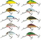 Salmo Hornet Super Deep Runner Crankbait / Perch Pike Lure Plug