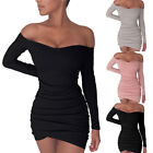 Summer Sexy-Women-Bandage-Bodycon Evening Cocktail Party Club Mini Short Dress
