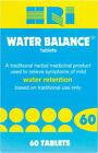 HRI Water Balance 60 Tablets *For Water Retention*