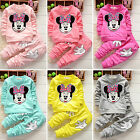 Kyпить Toddler Kid Baby Girl Minnie Mouse Outfits Clothes 2Pcs Set T-shirt Tops + Pants на еВаy.соm