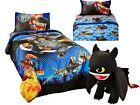 HOW TO TRAIN YOUR DRAGON Twin Size COMFORTER & SHEET Set ...