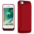 4800mAh Rechargeable Extended Charger Battery Case Cover For iPhone 5 , 5s , SE