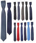 Boys Mixed Pattern Neckties Kids Formal Children Wedding Prom Ties In Multicolor