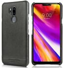 Worldwide Shipping - LG G7 ThinQ Pierre Cardin Genuine Leather Case for LG G7