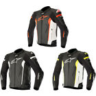 Alpinestars Missile Perforated Leather Motorcycle Jacket For Tech Air Race