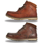 Red Tape REAL LEATHER Nore Mens Smart Casual Moccasin Chukka Boots