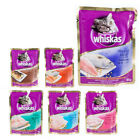 Внешний вид - 85g Whiskas Cat Wet Food Pouch Made From Real Fish Nutritious Healthy Appetizing