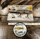 """Vintage C.C. Roberts Bait Co. """" Mud Puppy"""" Lure Nominee, Wis. EXC COND. WITH BOX"""