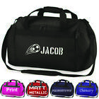 Football Personalised Printed Kit Bag Holdall Team Boots School Soccer Game