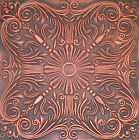 GLUE UP R39 STYROFOAM 20x20 TIN LOOK FAUX CEILING TILES DIFFERENT COLORS SALE!