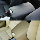 Leather Console Box Arm Rest Armrest Lid Cover for Honda Accord 2008-2012 UK