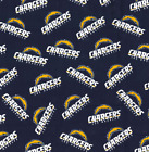 Los Angeles Chargers NFL Football Team Collection Unisex Surgical Scrub Hat Cap