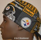 Pittsburgh Steelers NFL Football Team Collection Unisex Surgical Scrub Hat Cap