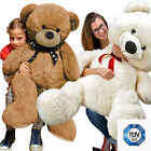 Kyпить Large Teddy Bear Giant Teddy Bears Big Soft Plush Toys Kids 60/80/100cm UK Stock на еВаy.соm