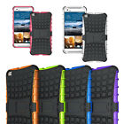 Hybrid Impact Armor Rugged Hard Case Cover Stand For Huawei Phone