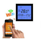 WiFi Touch Screen Room Thermostat for Underfloor Electric Heating Infrared Heate