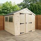 Ultimate Wooden Shed Range NEW!