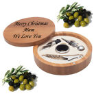 Any Word Personalised Engraved Wine Opener Set Mothers Day Fathers Day Best Gift