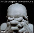 We Are Not Alone [PA] by Breaking Benjamin (CD, Jun-2004, Hollywood)