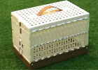 Transport Basket Pigeon Training folding Collapsing cages nest box bird supplies